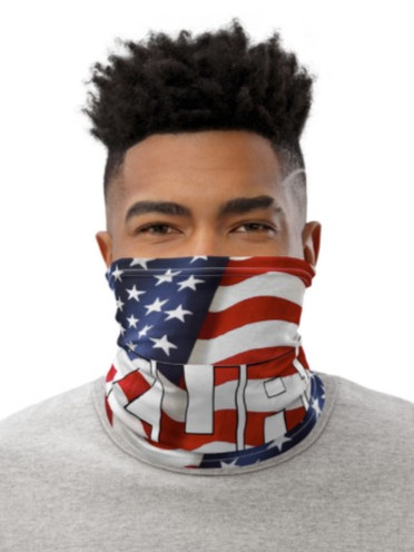 Zuri USA Multipurpose mask