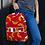 Thumbnail: Flower Print Backpack
