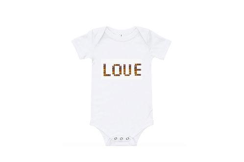 Zuri Love Baby Jersey