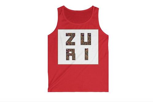 Zuri unisex soft style tank top