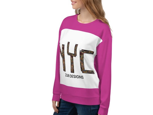 Women NYC Premium Sweater