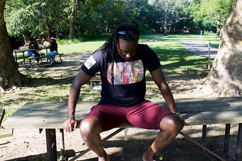 Zuri Kente T-shirt