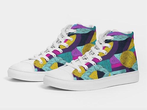 Zuri Hightop shoes