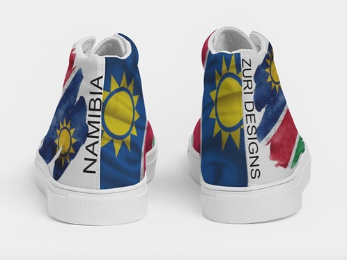 NAMIBIA HIGH TOP SHOES