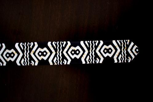 Black & White Tie