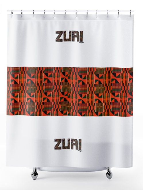 Zuri Designs Shower Curtain