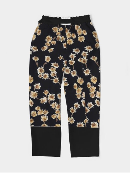 ZURI BELTED TAPERED PANTS