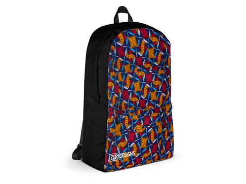Zuri Multi-color Backpack