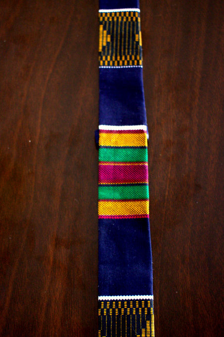 Mandela Tie