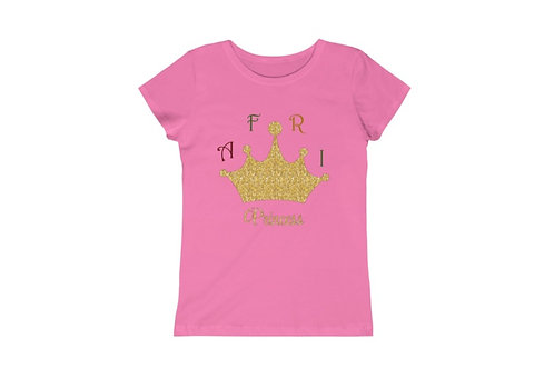 Girls Afri-Princess Tee