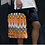 Thumbnail: Zuri zulu print backpack