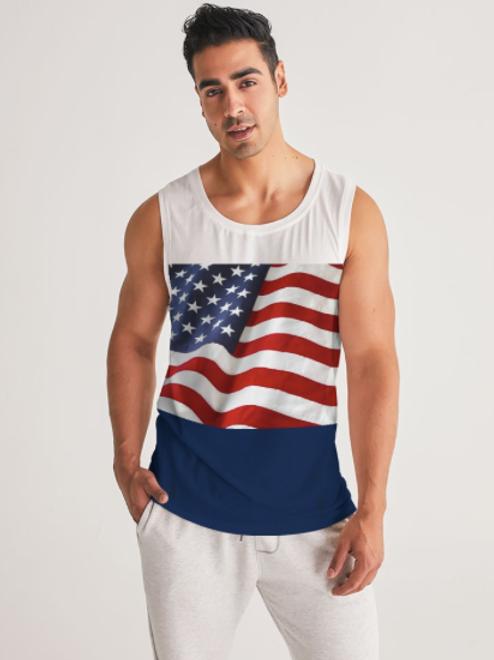 Zuri USA Tank Top
