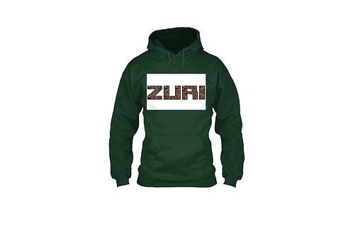 Zuri 8oz heavy blend hoodie