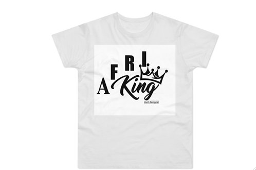 AFRIKING T-SHIRT