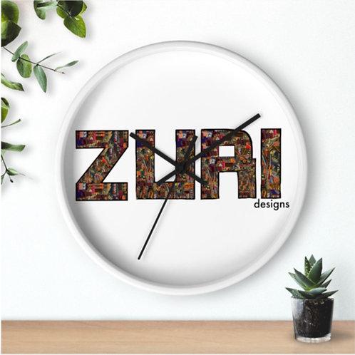 ZURI DESIGNS CLOCK