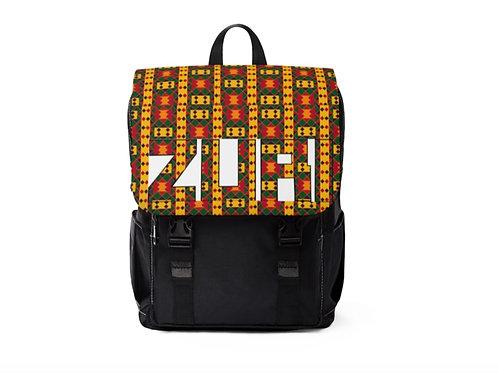 Zuri Kente Unisex Backpack