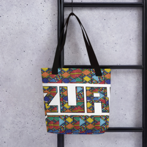 zuri tote bag