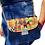Thumbnail: ZURI SHOULDER BAG (KENTE)