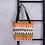 Thumbnail: Zuri zulu print tote bag