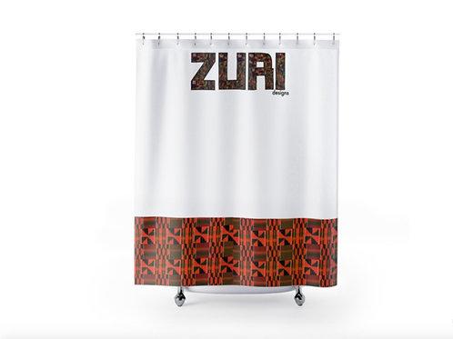 Zuri Designs Shower Curtain