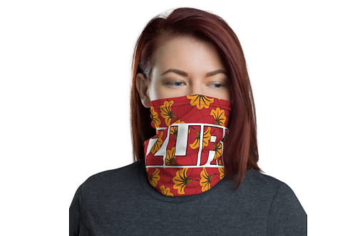 Zuri Flowery multi-purpose mask