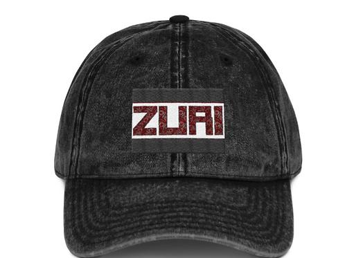Black Zuri Baseball cap