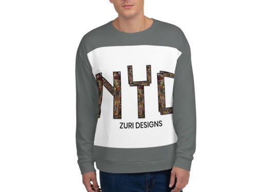 Men NYC Premium Sweater
