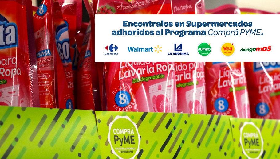 Ecovita en Compra PYME