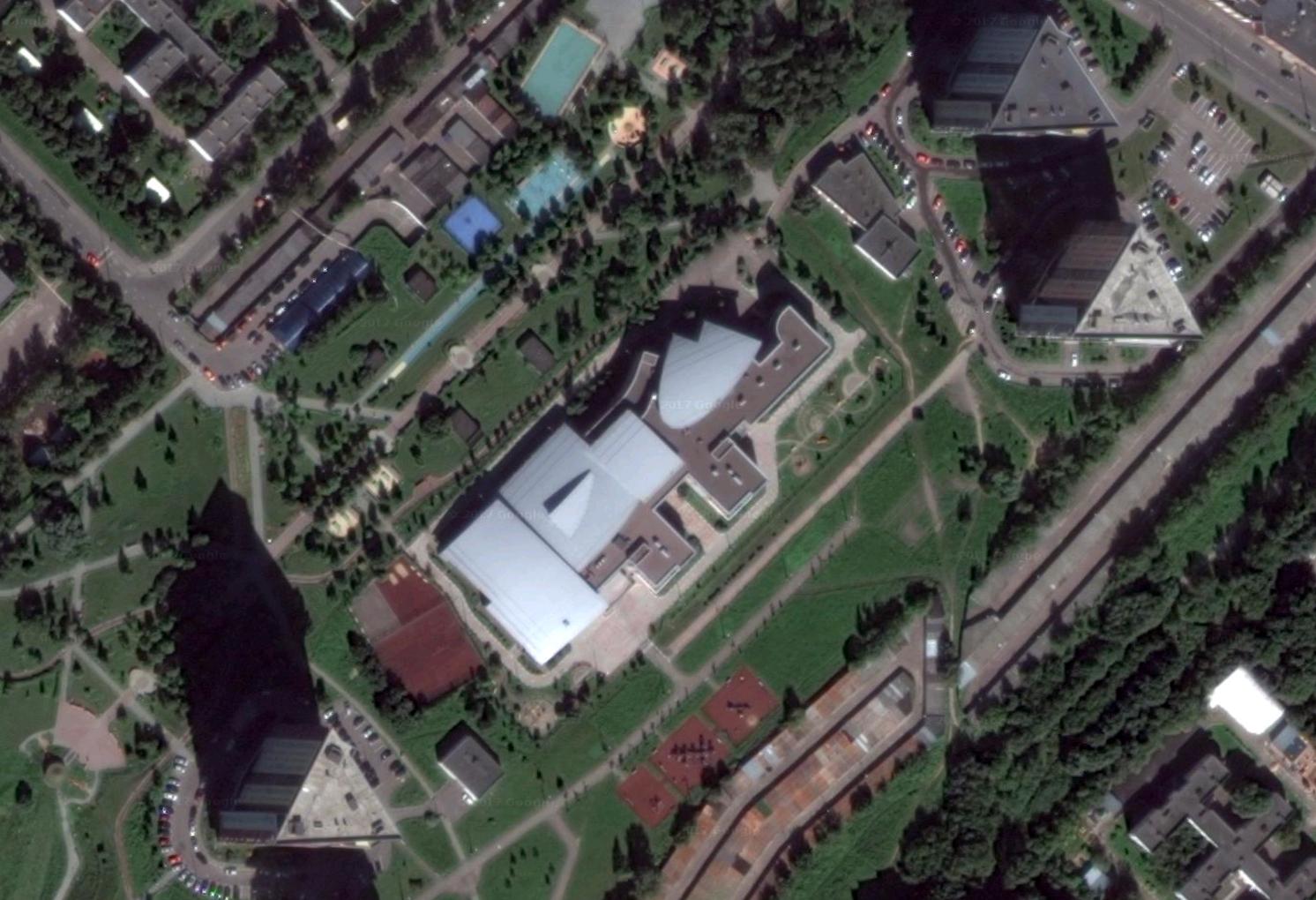 Школа в Тропарево-Никулино