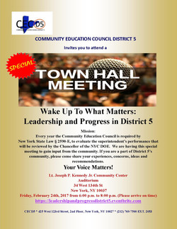 Special Town Hall