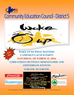 Wak Up Flyer