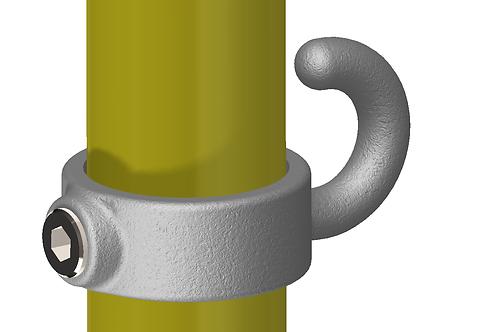 Hook Clamp on yellow tube