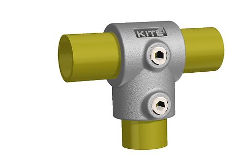 Short Tee tube clamp