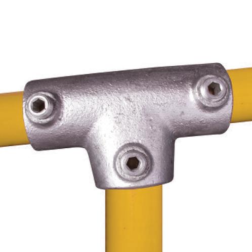 Slope Long Tee tube clamp