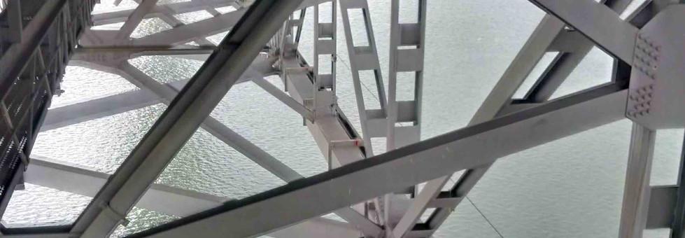 FORTH BRIDGE lower view