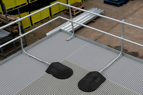 Top Roof Edge Protection System