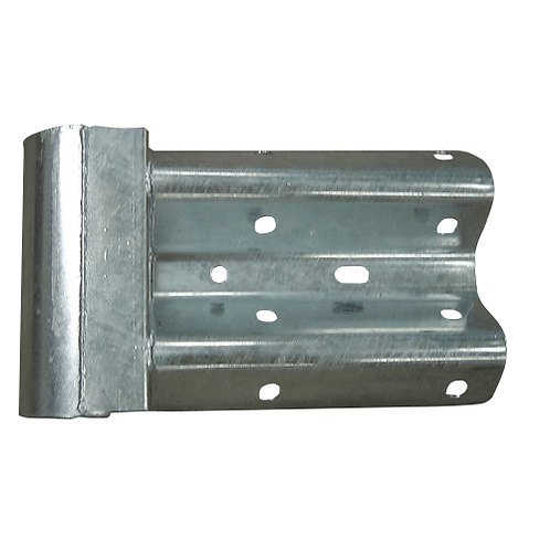 Crash Barrier Adjustable Sprung Corner / Bullnose