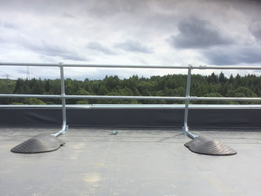 Why Roof Edge Protection?