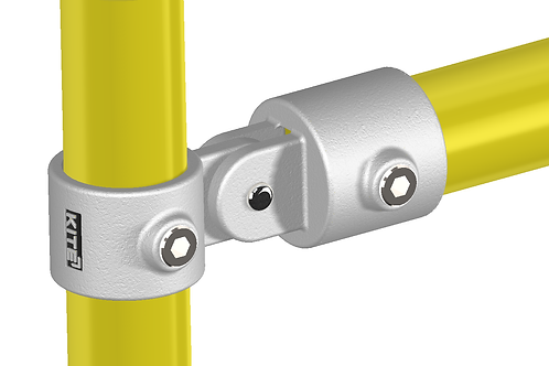 Single Swivel yellow tubes