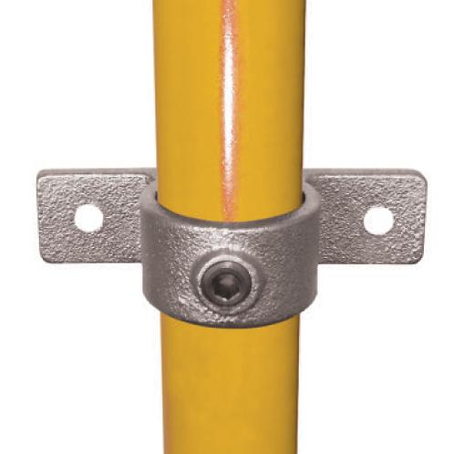 Toe Board Fixing yellow tube