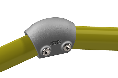 Variable Elbow tube clamp