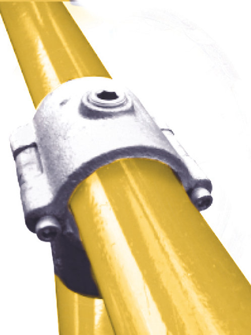 Retro Fit Clamp on Tee yellow tubes