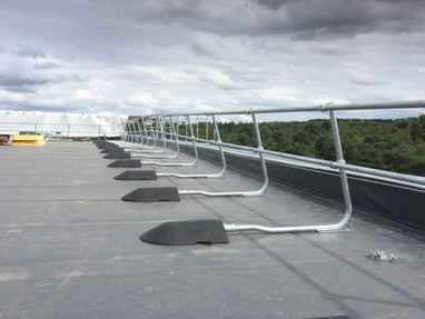 Kite Roof Edge Protection