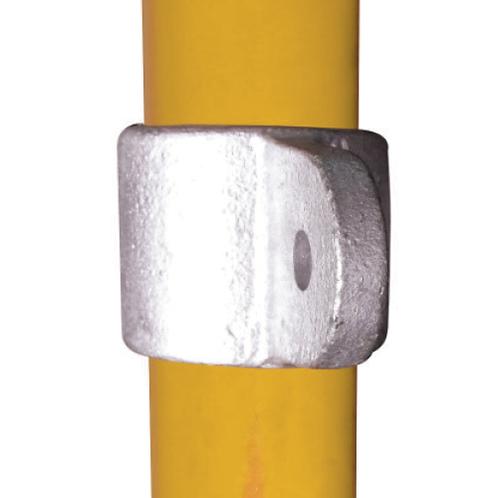 Single Swivel (Male) on yellow tube
