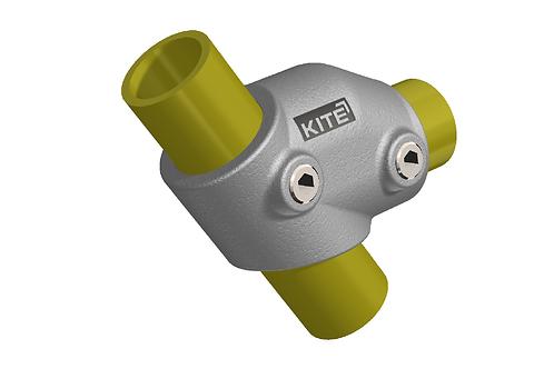 Variable Angle Tee tube clamp