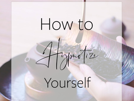 How to Hypnotize Yourself!