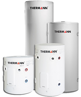Various Sizes of Thermann Hot Water Systems