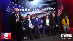Rich Valdes Latinos for Liberty Town Hall