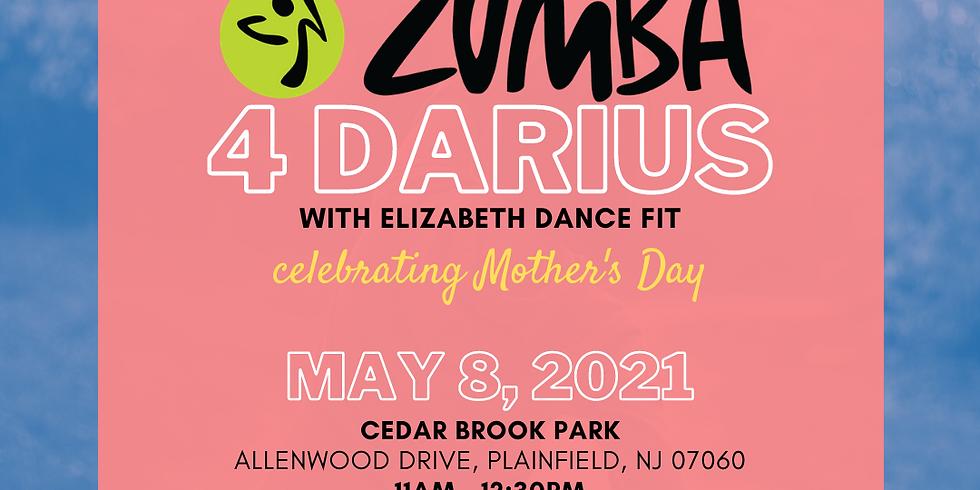 ZUMBA For Darius with Elizabeth Dance Fit