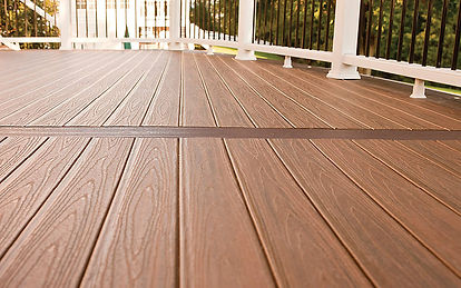 Composite decking, Plastic decking, Maintenance free decking,